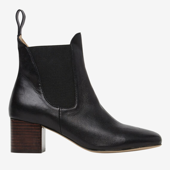 Abbey Ankle Boot  BLACK  hi-res