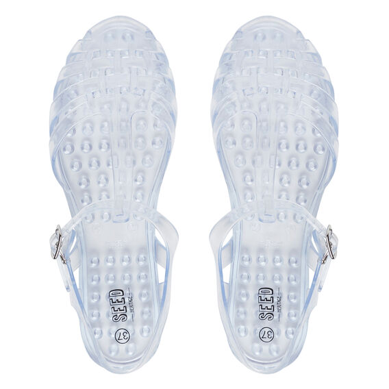 Fisherman Jelly Sandal  CLEAR  hi-res