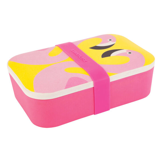 Flamingo Lunch Box  MULTI  hi-res