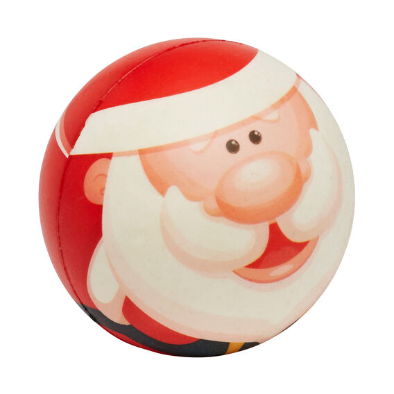 Santa Stress Ball  MULTI  hi-res