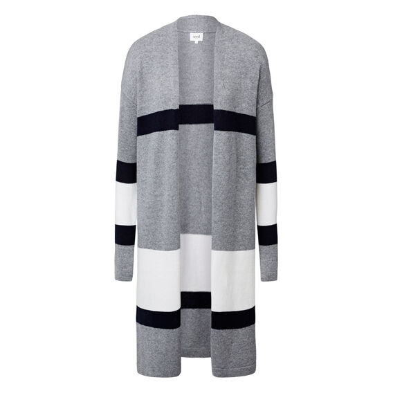 Colour Block Cardigan  MULTI  hi-res