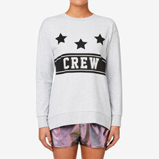 Crew Windcheater  CLOUD MARLE  hi-res