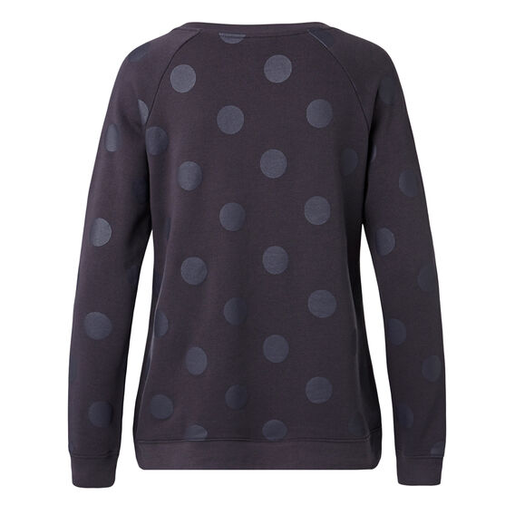 Spotty Sweater  SLATE  hi-res