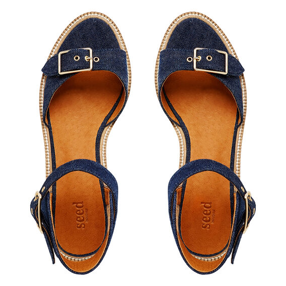 Posey Sandal  DENIM  hi-res