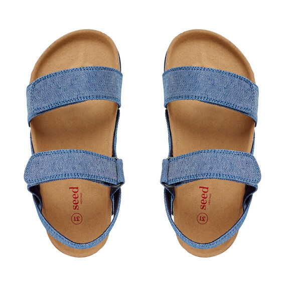 Strap Slider  CHAMBRAY  hi-res