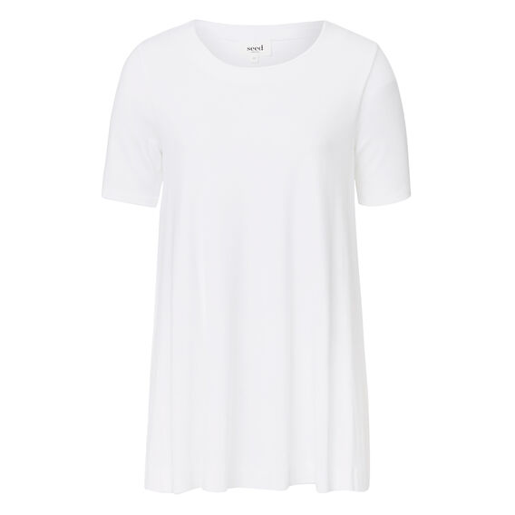 Floaty Tee  WHITE  hi-res