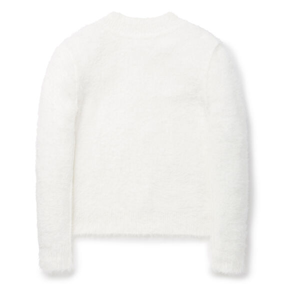 Fluffy Sweater  CANVAS  hi-res