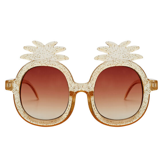 Pineapple Sunglasses  GOLD  hi-res