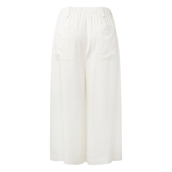 Floaty Culotte  CREAM  hi-res