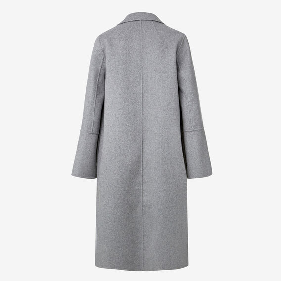 Streamline Coat  CHARCOAL MARLE  hi-res