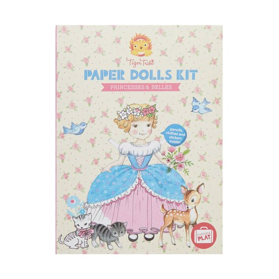 Paper Dolls Kit  MULTI  hi-res