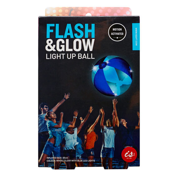 Flash And Glow Ball  MULTI  hi-res