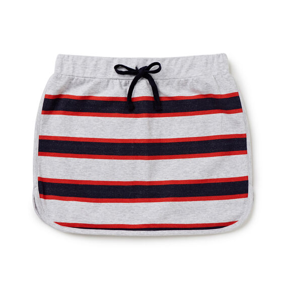 Striped Skirt  RUBY  hi-res