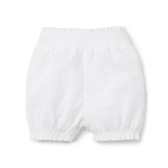Broderie Bloomer  WHITE  hi-res