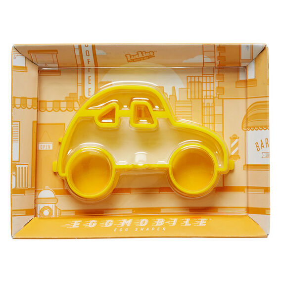 Eggmobile Car Mould  YELLOW  hi-res