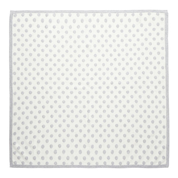 Spot Knit Blanket  NB CANVAS  hi-res