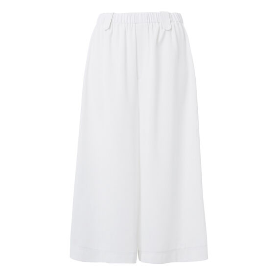 Floaty Culotte  WHITE  hi-res