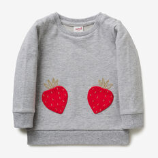 Strawberry Pocket Windcheater  CLOUD  hi-res