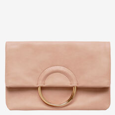 Sara Ring Clutch  BLUSH  hi-res