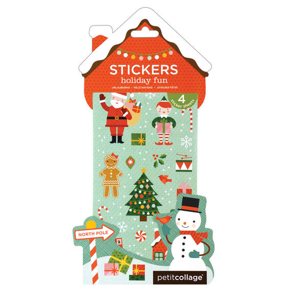 Holiday Stickers  MULTI  hi-res