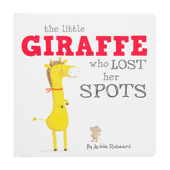 Giraffe Who Lost Her Spots Book  MULTI  hi-res