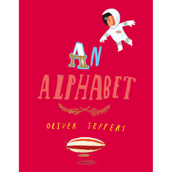An Alphabet Book  MULTI  hi-res