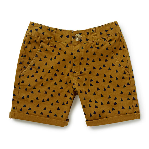 Geo Chino Short  TOBACCO  hi-res