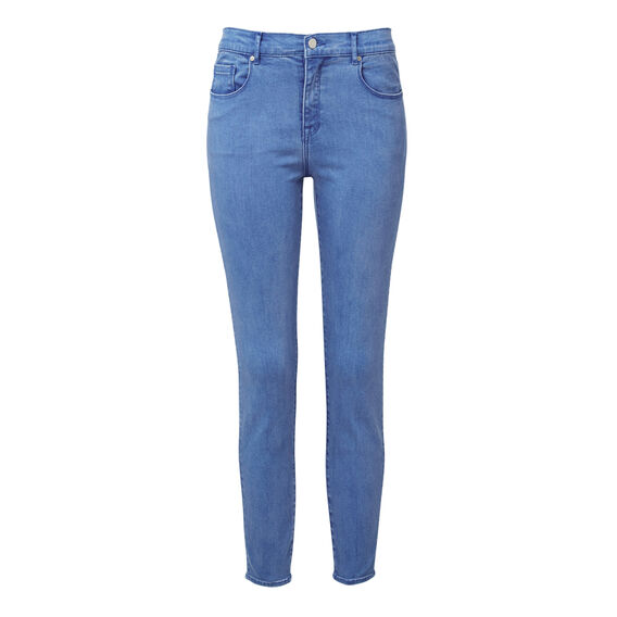 Slim Fitted Jean  SEA BLUE  hi-res