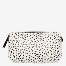 Spot Cosmetic Bag  BLACK/WHITE  hi-res