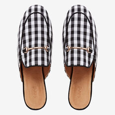 Gwen Slip On Loafer  GINGHAM  hi-res