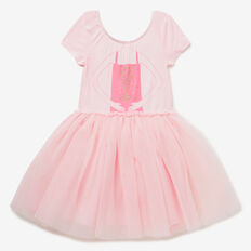 Ballet Dancer Tutu Dress  ICE PINK  hi-res