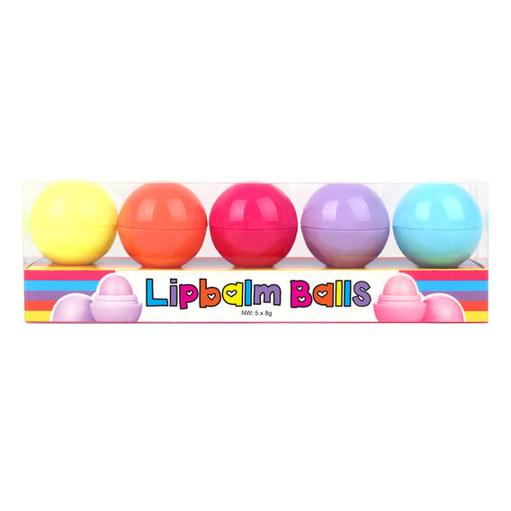 Lip Balm Balls  MULTI  hi-res