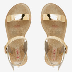 Jelly Wing Sandal  GOLD  hi-res