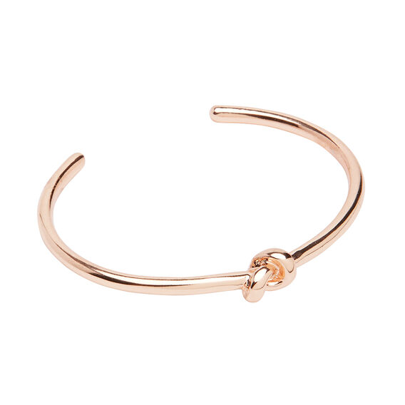 Knot Cuff  ROSE GOLD  hi-res