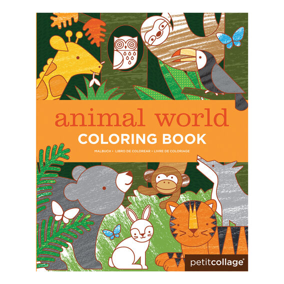 Animal Planet Colouring Book  MULTI  hi-res