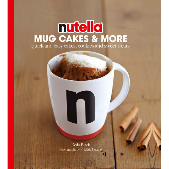 Nutella Mug Cakes Book  MULTI  hi-res