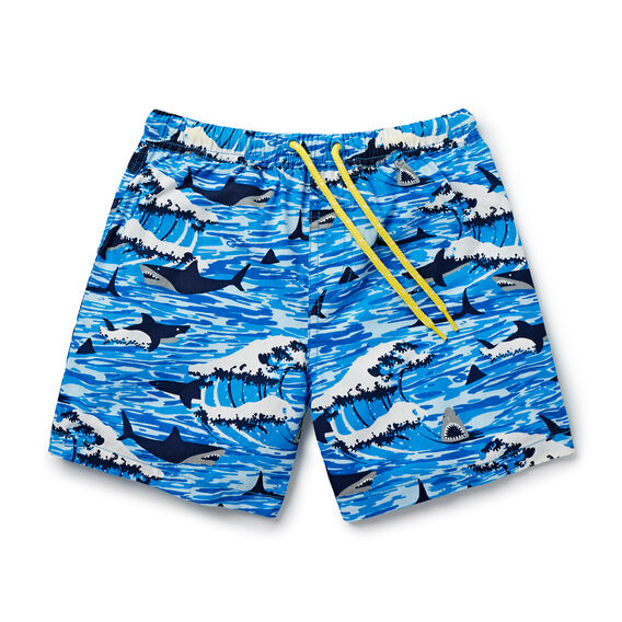 Waves Boardie  BERMUDA BLUE  hi-res