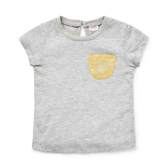 Pocket Tee  CLOUD  hi-res