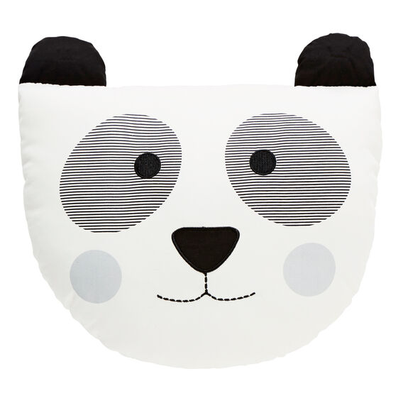 Panda Cushion  CANVAS  hi-res