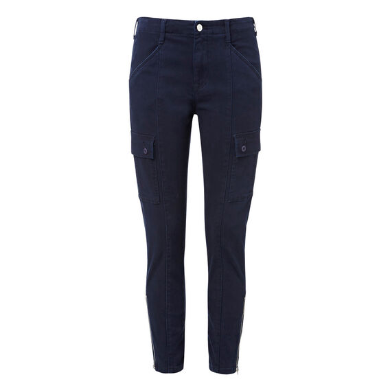 Drill Cargo Pant  INK BLUE  hi-res