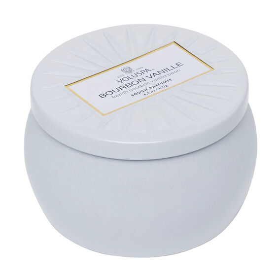 Small Voluspa Candle  PALEST GREY  hi-res