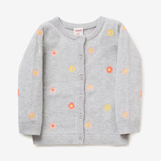 Daisy Cardigan  CLOUD  hi-res