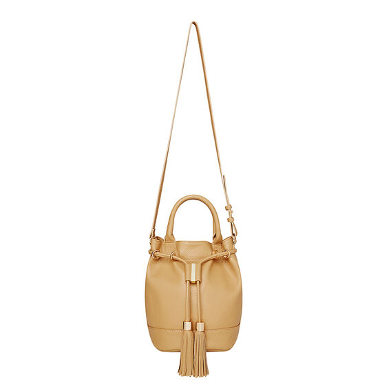 Laura Bucket Bag  CAMEL  hi-res