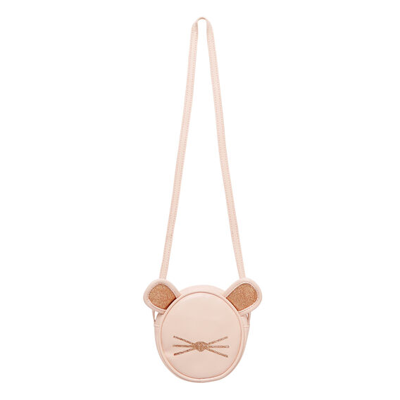 Glitter Mouse Bag  FUZZY PEACH  hi-res