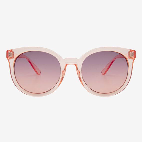 Nelly Oversized Sunglasses  ICE PINK  hi-res