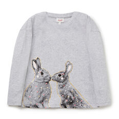 Kissing Bunnies Tee
