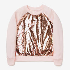 Sequin Windcheater