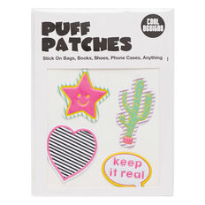 Puff Patches