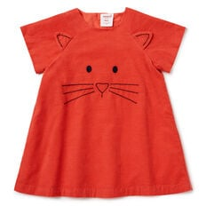 Kitty Cord Dress