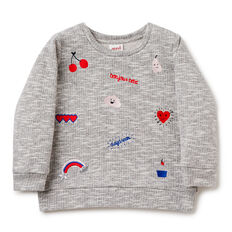 Embroidered Windcheater